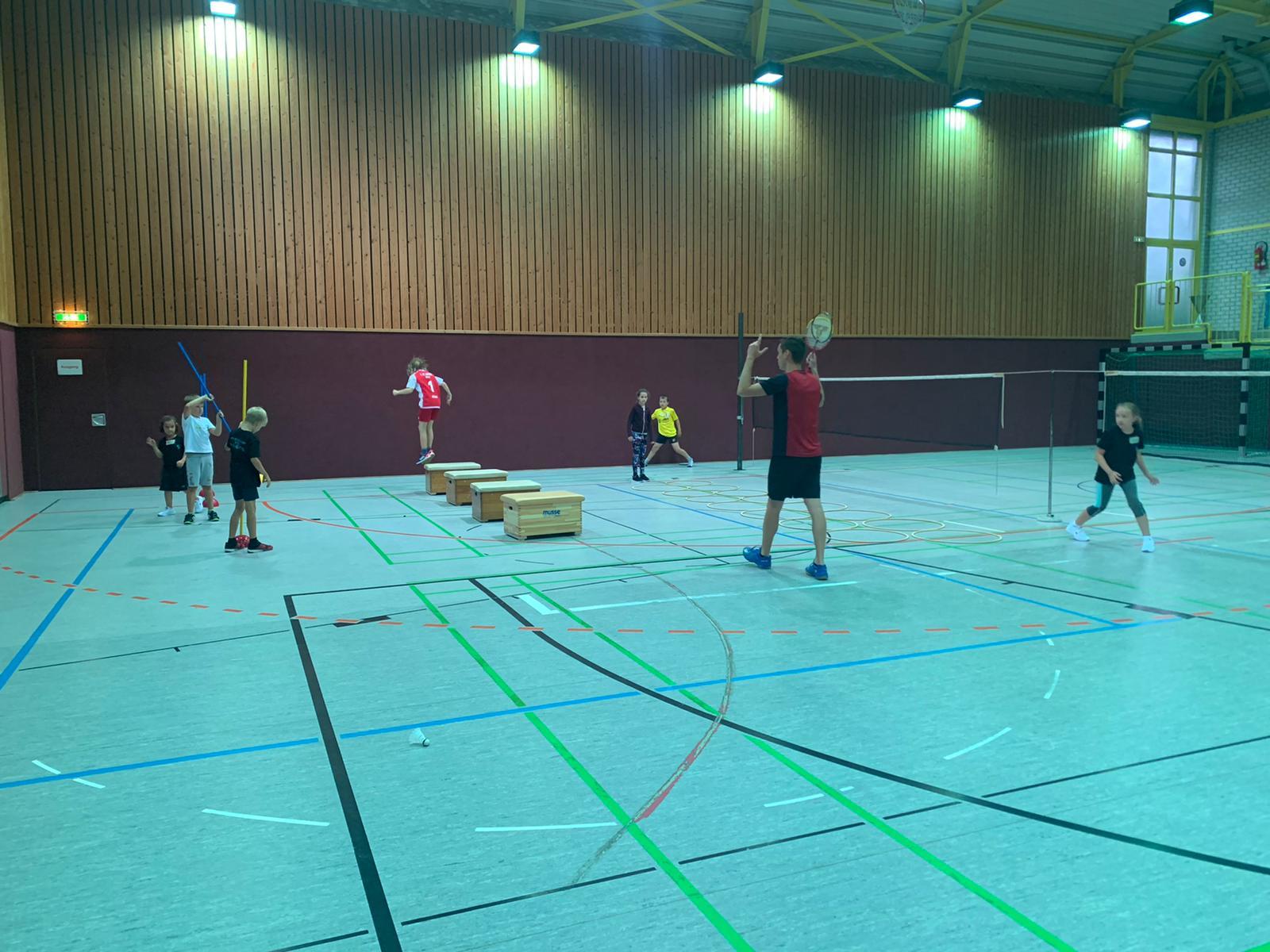 Badminton 6