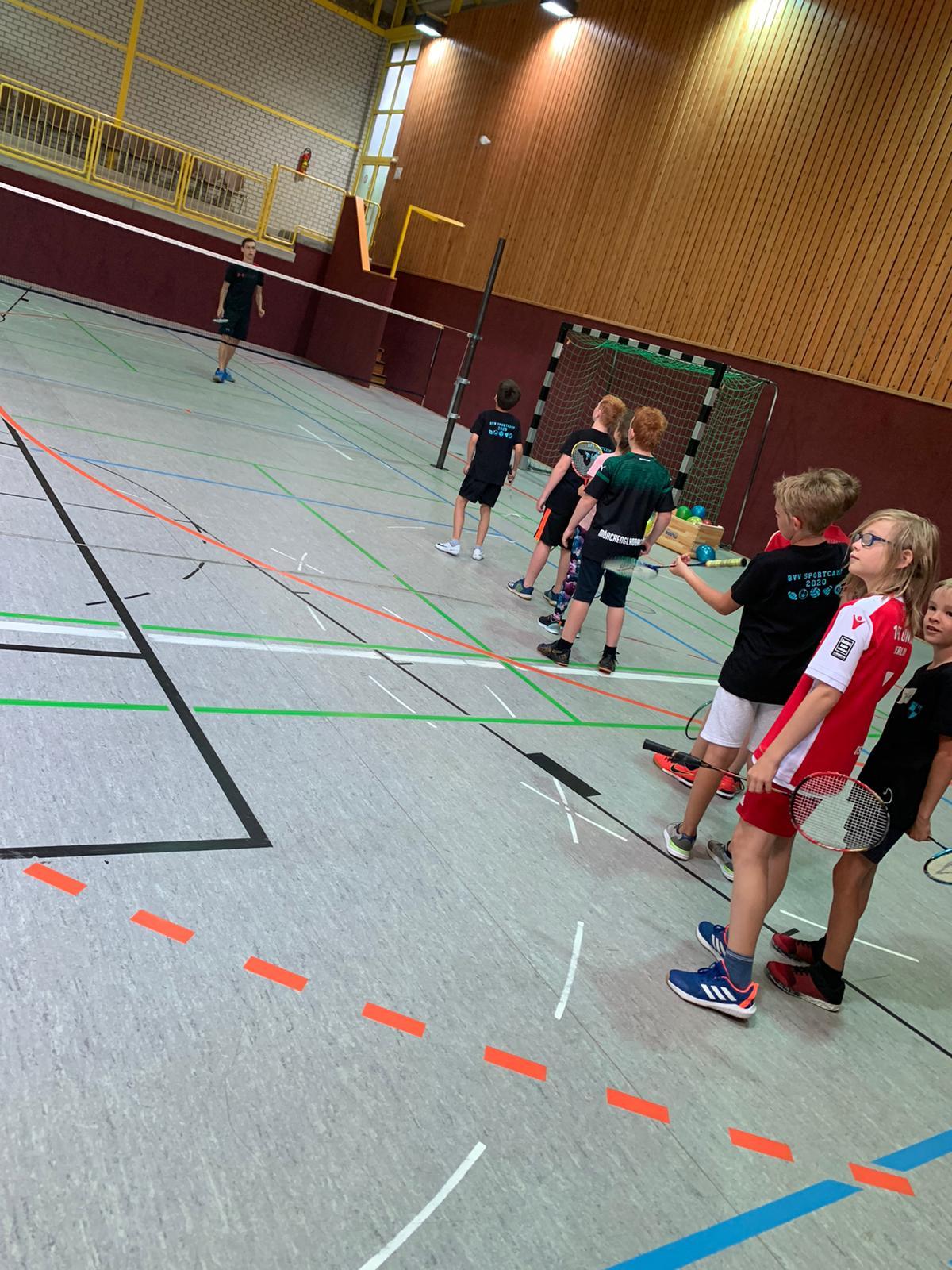 Badminton 8